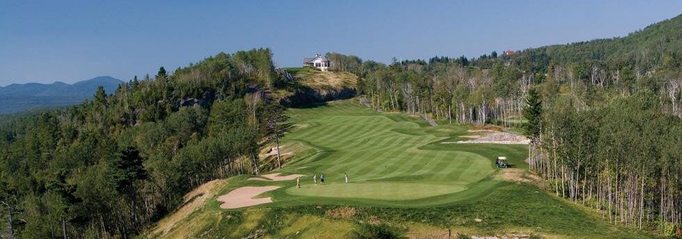 Club de golf Le Manoir Richelieu